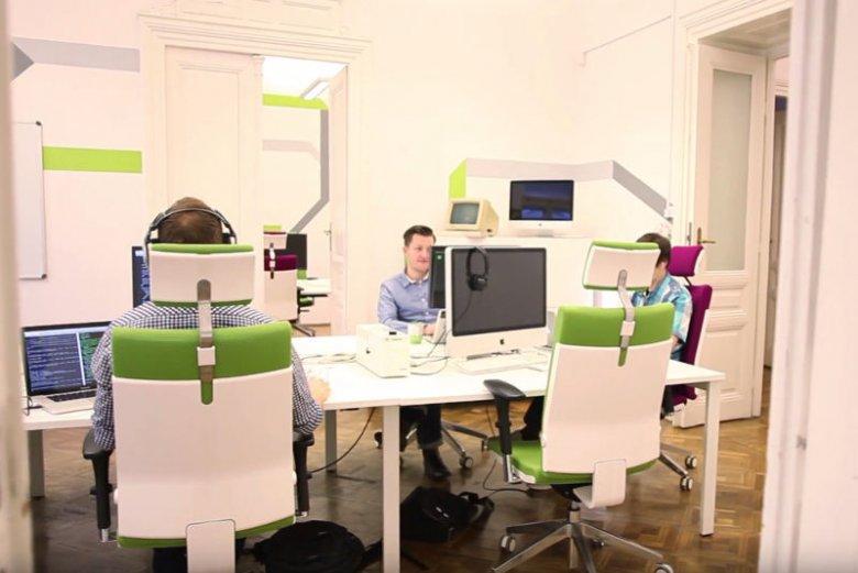 Podczas Startup Safary można podejrzeć startupowców przy pracy.