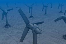 Podwodne turbiny na Bałtyku, mogą stać się faktem, dzięki naukowcom z Akademii Morskiej.