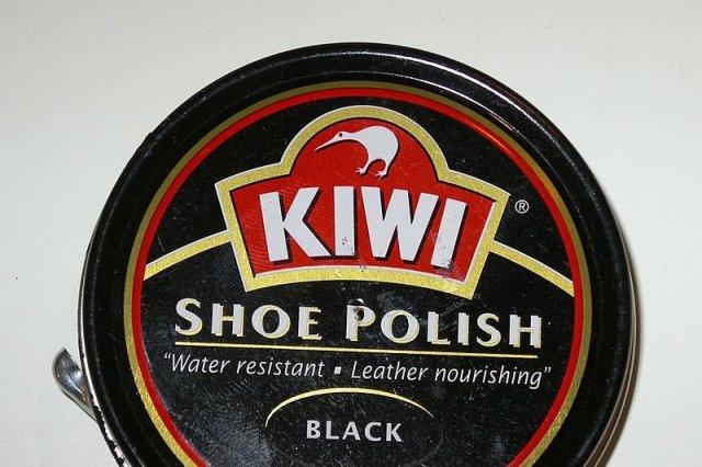 Reklama marki Kiwi jest wyjątkowo pomysłowa