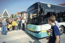 Jaworzno szykuje się do testów autobusów autonomicznych