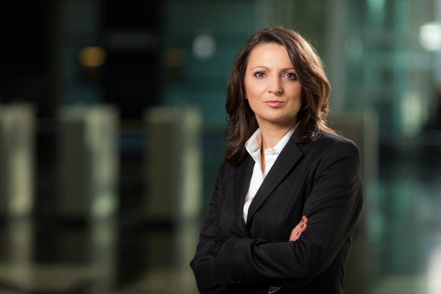 Anna Gregorczyk, Dyrektor Departamentu Marketingu Bankowości Przedsiębiorstw Banku Millennium