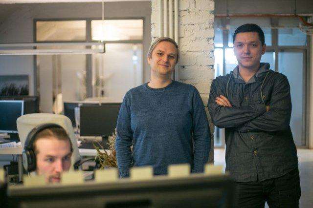 """Wojciech Wawszczyk i Maks Sikora od pięciu lat odpowiadają za pracę studia Human Ark. Teraz chcą stworzyć """"polskie Toy Story""""."""