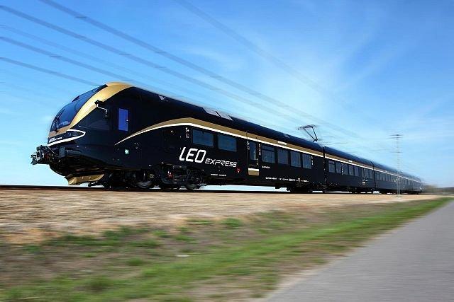 Leo Express, czeski przewoźnik kolejowy, zaczyna kursy na trasie Kraków-Katowice-Praga od 20 lipca 2018 r.