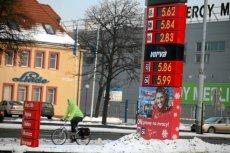Na zdjęciu stacja Orlen w Gdańsku, 2012 rok. Było o kilkadziesiąt groszy drożej, niż dziś. Obecnie nawet Niemcy mają tańsze paliwo (ON) od nas