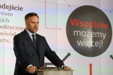 Minister Skarbu Państwa Dawid Jackiewicz.