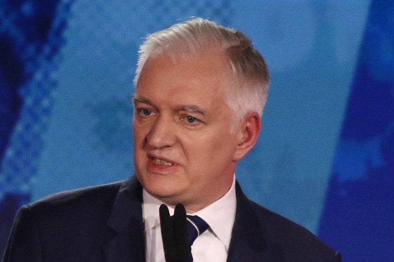 Wicepremier Jarosław Gowin zapowiedział repolonizację polskich mediów, jeśli w jesiennych wyborach wygra Zjednoczona Prawica.