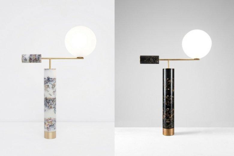 Lampy projektu Marcina Rusaka to wydatek rzędu około 4600 funtów netto.