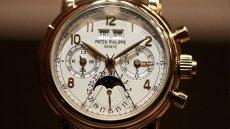 Zegarek firmy Patek Philippe sprzedano za rekordową sumę podczas aukcji charytatywnej w Genewie