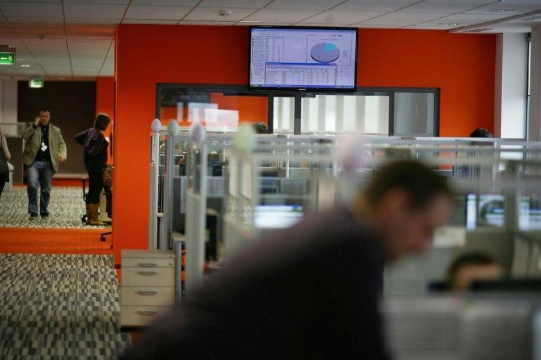 Z danych UKNF wynika, że w ubiegłym roku ubyło w bankowości około 4400 miejsc pracy.