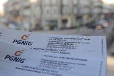 Rachunki za gaz będą niższe. URE zatwierdził nowe taryfy dla PGNiG.