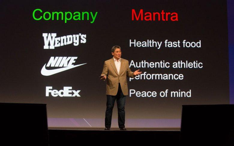 Powiedz, jakie jest znaczenie Twojego produktu czy usługi - tak znajdziesz swoją mantrę