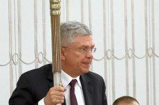 Marszałek Senatu Stanisław Karczewski ujawnił wydatki urzędu na alkohol. W zeszłym roku na trunki poszło ponad 10 tysięcy zł