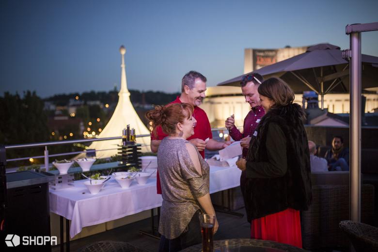 Spotkanie powitalne dla prelegentów oraz partnerów konferencji