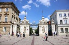 Uniwersytet Warszawski został oceniony najwyżej w rankingu spośród polskich uczelni.