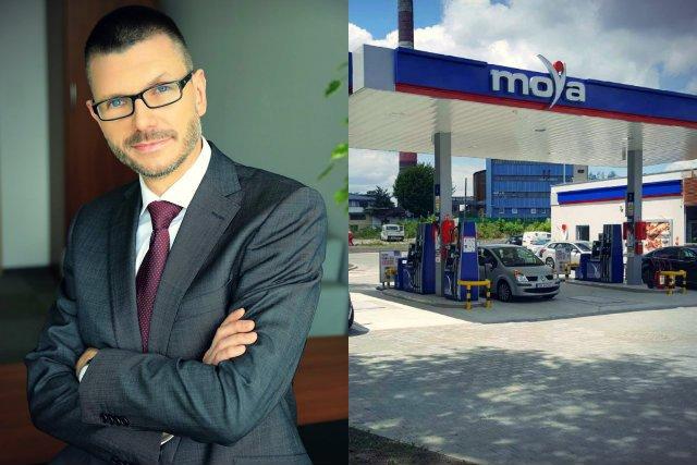 Paweł Grzywaczewski to autor konceptu MOYA