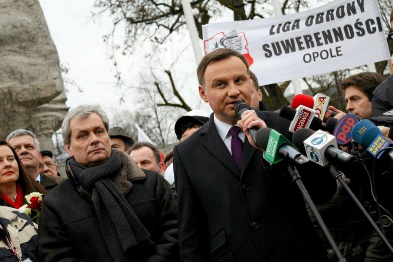 Kampania wyborcza Andrzeja Dudy w 2015 r. oficjalnie kosztowała 13 mln złotych.