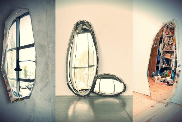 Tafla Mirrors by Oskar Zięta