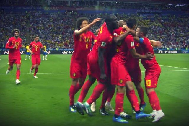 Belgijscy piłkarze są bardzo blisko doprowadzenia do rozpaczy jeden ze sklepów sprzedających elektronikę