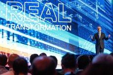 """Aongus Hegarty - prezes Dell Technoogies na Europę, Bliski Wschód i Afrykę, tłumaczy wnioski z raportu """"Future Thinkers"""""""