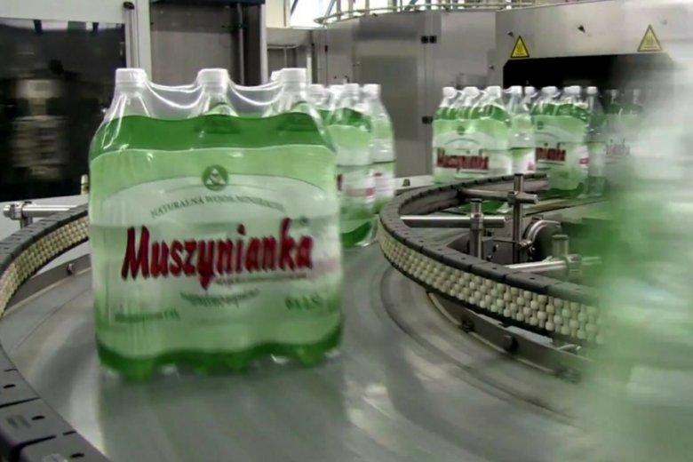"""Kłopoty spółdzielni produkującej """"Muszyniankę"""" na Słowacji skończyły się międzynarodowym arbitrażem."""