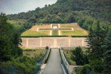 Monte Cassino - cmentarz polskich żołnierzy