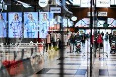 Centrum Handlowe Fashion Ptak w Rzgowie.