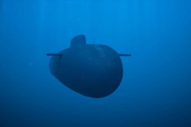 Podwodny dron o wymiarach autobusu będzie zawierał bombę 1000 razy silniejszą od tej, która zmiotła Nagasaki