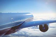 """Część skrzydła, którą można """"podwinąć"""" za pomocą zawiasu z włókna węglowego, ma 3,5 metra"""