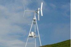Nietypowa turbina z wiatrowa o rewolucyjnej wydajności.