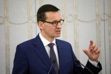 Premier Mateusz Morawiecki zapowiedział ustawę, która ograniczy liczbę marek własnych produkowanych przez sieci handlowe.