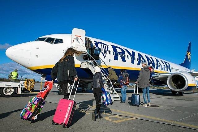 Ryanair odwołał 24 loty z i do Polski - 10 sierpnia 2018 roku