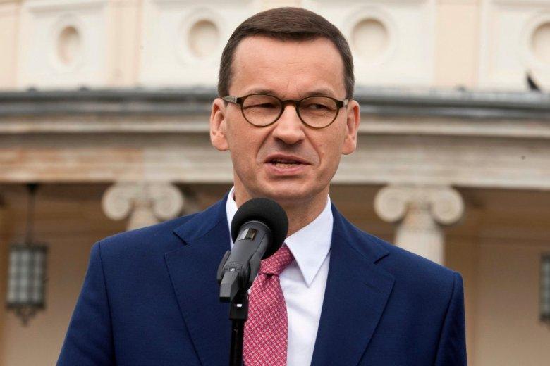 Mateusz Morawiecki chciał, żeby Polska była motoryzacyjnąpotęgą.