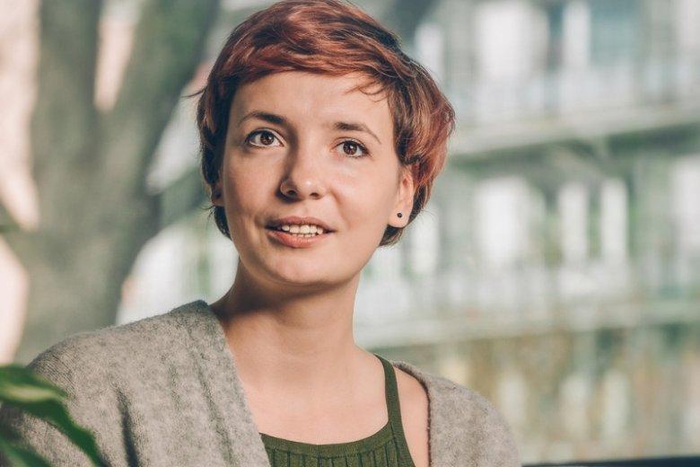 Agnieszka Skiepko, dziś pełniąca obowiązki Head of Quality Assurance, z wykształcenia jest polonistką.