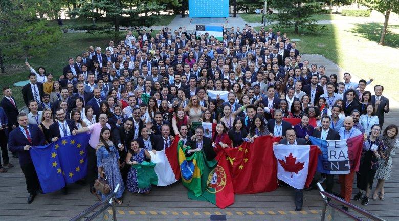Młodzi przedsiębiorcy z Państw G20 w Pekinie