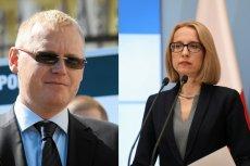 Wiceminister Paweł Gruza oraz minister Teresa Czerwińska. Konflikt między nimi sprawił, że w ministerstwie finansów panowała w ostatnich tygodniach napięta atmosfera.