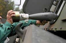 Dziś polskie czołgi strzelają polską amunicją z niemieckim albo czeskim prochem.