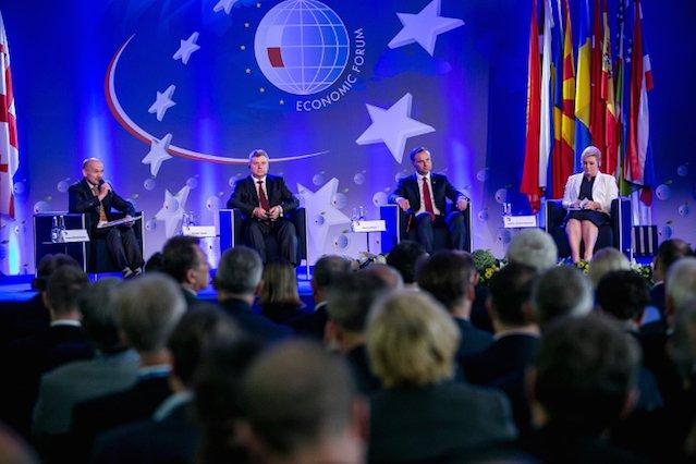 W zeszłorocznej edycji udział wziął również Prezydent RP Andrzej Duda.