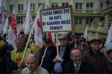 Strajk nauczycieli może zacząć się już 17 grudnia