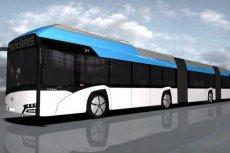 Autobus Solaris typu MEGA ma aż 24 metry długości.