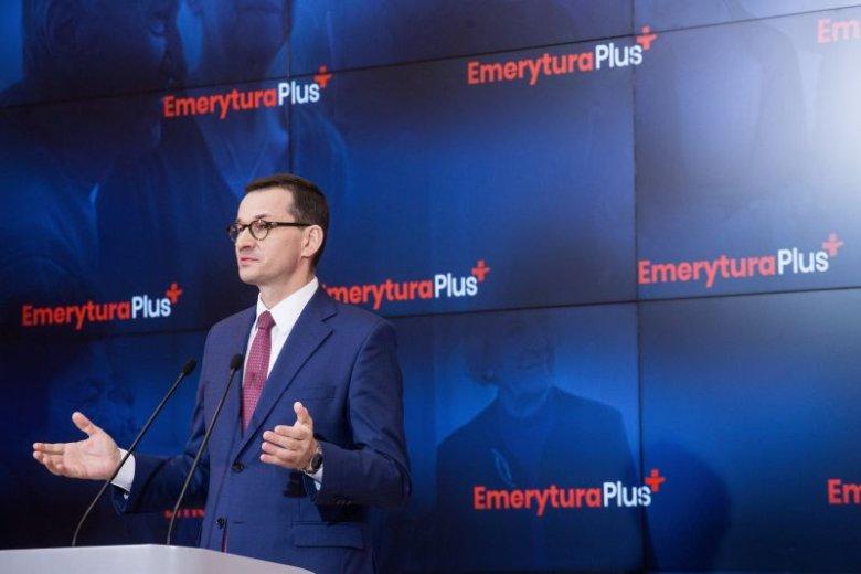 Premier Morawiecki już wkrótce zdecyduje o losie Otwartych Funduszy Emerytalnych