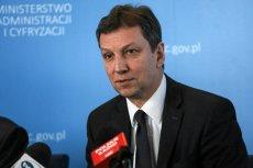 Minister Halicki twierdzi, że do września Polska zdąży z budową sieci szkieletowej.