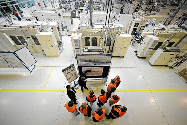Rezultaty prac ekspertów Gillette stają się rzeczywistością m.in. w łódzkiej fabryce firmy