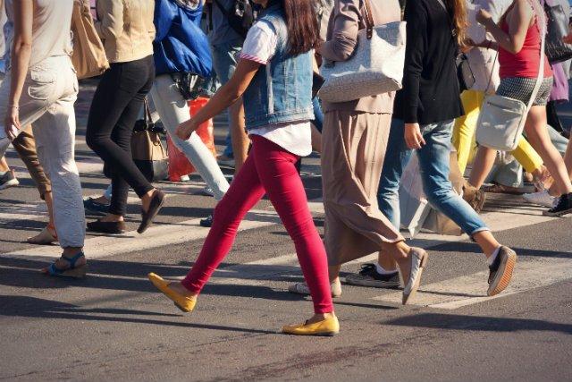 Na długość naszego życia może mieć wpływ to, w jakim, tempie spacerujemy – odkryli naukowcy z Sydney