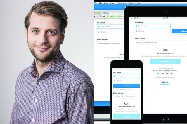 Sebastian Siemiątkowski to założyciel szwedzkiego Klarna Bank, który otrzymał 250 mln dol. finansowania