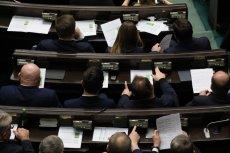 Na dyżury lekarskie w Sejmie przeznaczone zostało 1,8 mln zł na przestrzeni czterech najbliższych lat.