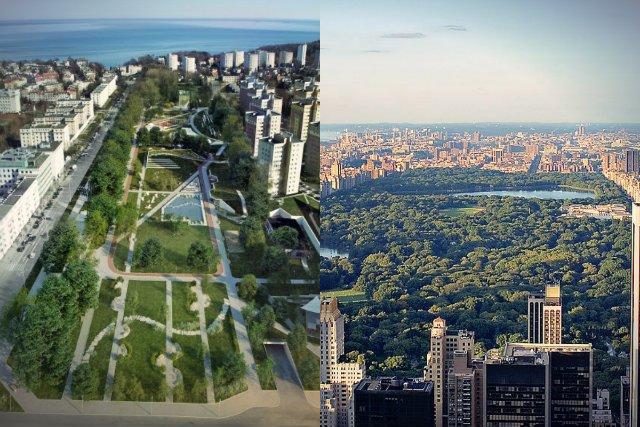Gdynia przymierza się do budowy własnego Central Parku