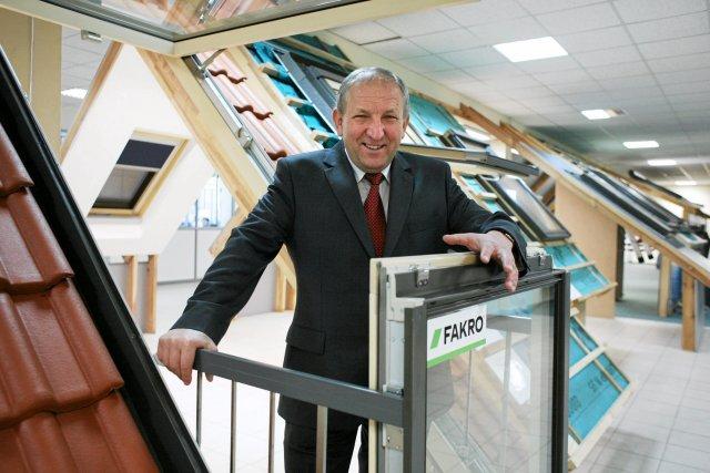 Fakro, którego prezesem jest Ryszard Florek, został oskarżony  o szpiegostwo gospodarcze