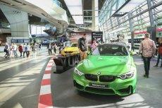 """Na potrzeby reklam nowych modeli marki BMW marketingowcy wymyślili """"miasto M"""": krainę z fantazji kierowców rodem."""