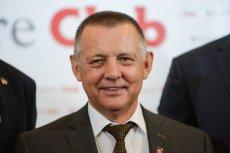 Marian Banaś ministrem finansów będzie przez dwa miesiące. Niedługo obejmie prezesurę w NIK