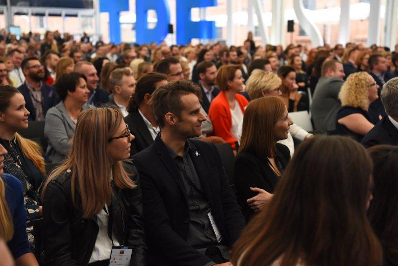 Prelekcja Mitnicka na Inside Trends zebrała rekordową publiczność.
